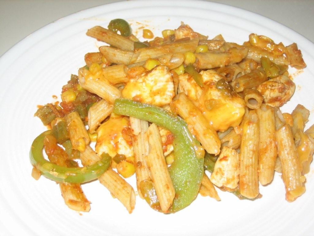 Cheesy Chicken & Salsa Skillet | Blog, Jane! Blog!