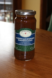 American Inspired Simmer Sauce by Archer Farms